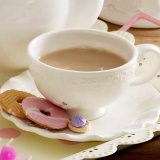 Bombay Duck Tasse Butterfly cream